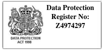Data Protection Registered